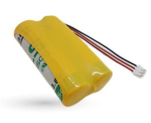 Pack de piles avec connecteur
