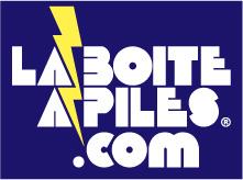 Logo La Boîte à Piles