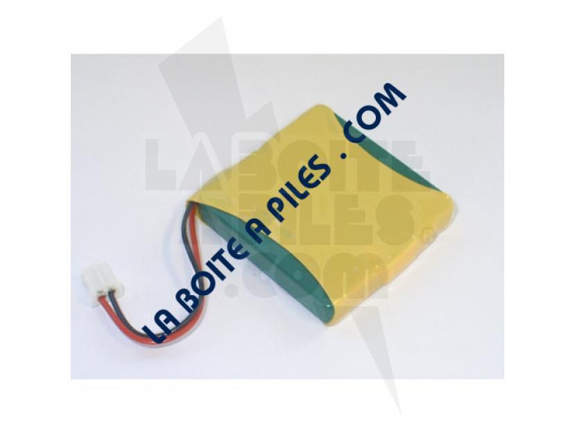BATTERIE NIMH 2.4V / 0.6AH POUR TELEPHONE SANS FIL SIEMENS GIGASET - V30145-K1310-X382 img.jpg