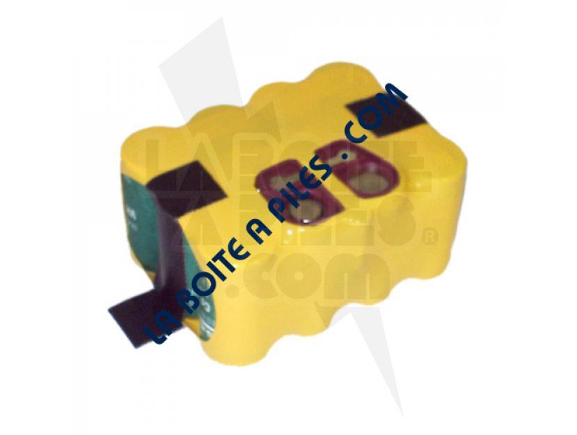BATTERIE NIMH 14.4V / 3AH POUR ASPIRATEUR ROBOT SAMBA XR210 / YX-NI-MH-022144 img.jpg