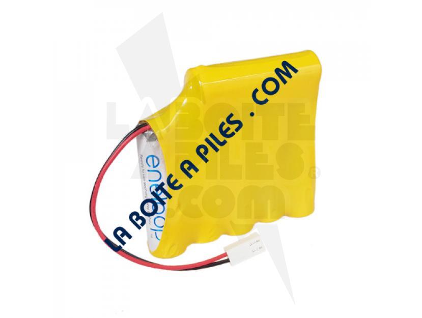 BATTERIE NIMH 7.2V POUR ELECTROSTIMULATEUR CEFAR MYO MAX 4 / REHAB 4 / GLOBUS img.jpg