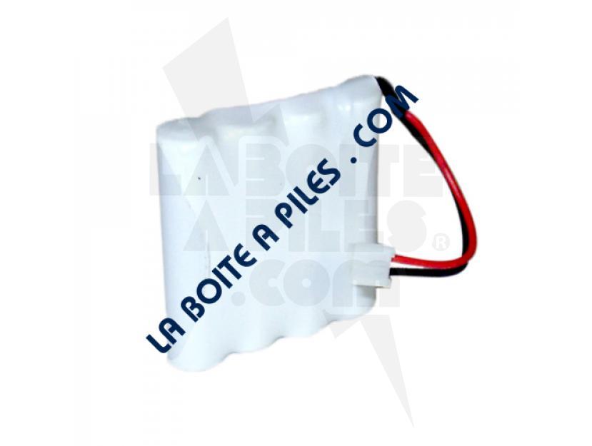 BATTERIE NIMH 4.8V POUR BABYPHONE TOMY AUDI PREMIUM / PHILIPS - T400H / MT700D04C051 img.jpg