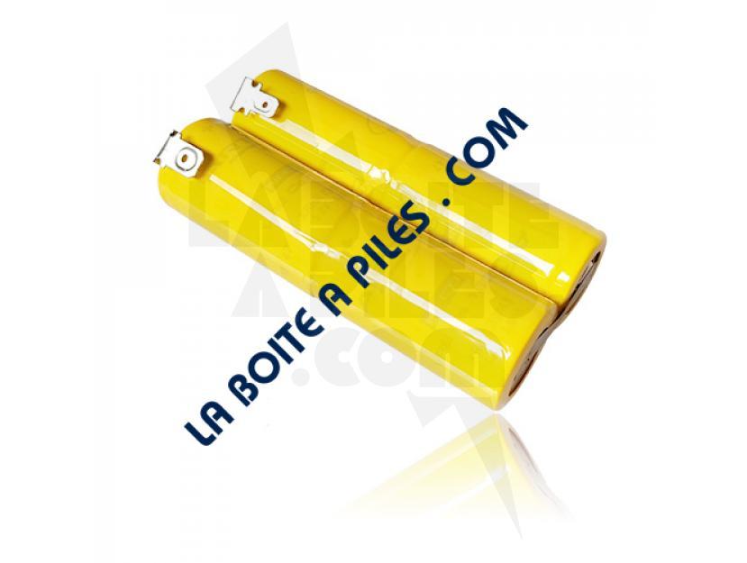 BATTERIE NICD 4.8V POUR COUPE BORDURE CISAILLE GARDENA ACCU 4 / 02505-00.620.00 img.jpg