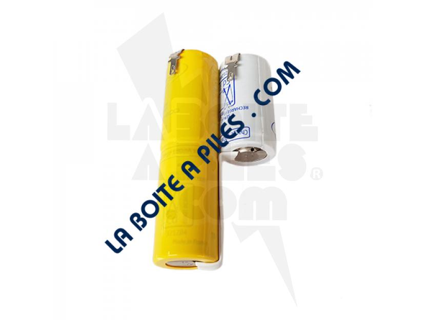 BATTERIE NICD 3.6V POUR COUPE BORDURE BOSCH AGS 50 - AGS 8 / 2 607 335 002 img.jpg