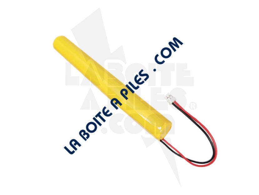 BATTERIE NIMH 3.6V POUR TERMINAL DE PAIEMENT - CAISSE ENREGISTREUSE CASIO QT-6600 / QT-6000 img.jpg