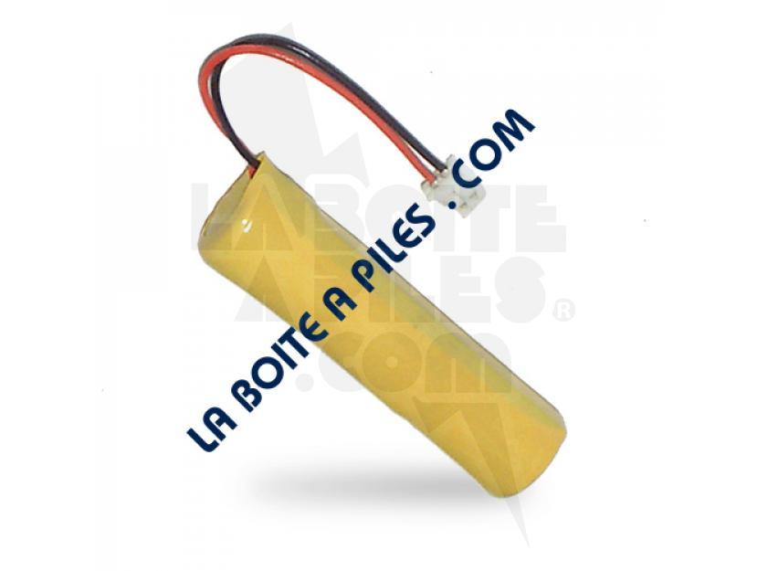 BATTERIE NIMH 3.6V POUR INTERPHONE LOGISTY L5131 / L5141 - BATLI11 img.jpg