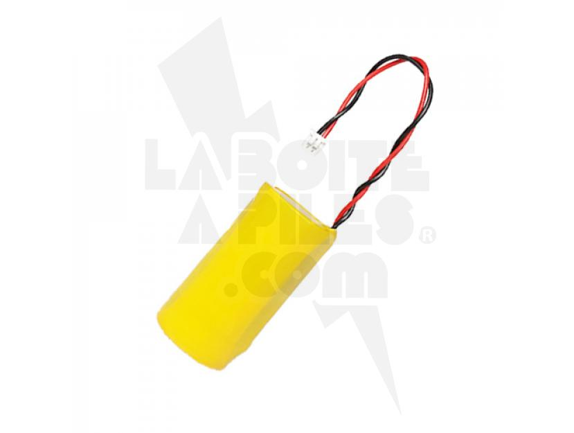 PILE LITHIUM 3V CR2/3A POUR CLAVIER À CODE DIGICODE SOMMER - 46059 img.jpg