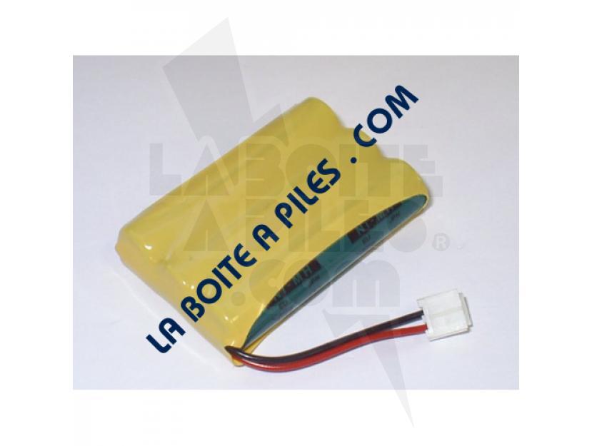 BATTERIE NIMH 3.6V / 0.7AH POUR TELEPHONE SANS FIL DORO, ... img.jpg
