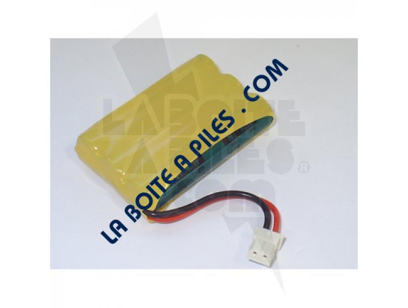 BATTERIE NIMH 3.6V / 0.7AH POUR TELEPHONE SANS FIL AUDIOLINE img.jpg