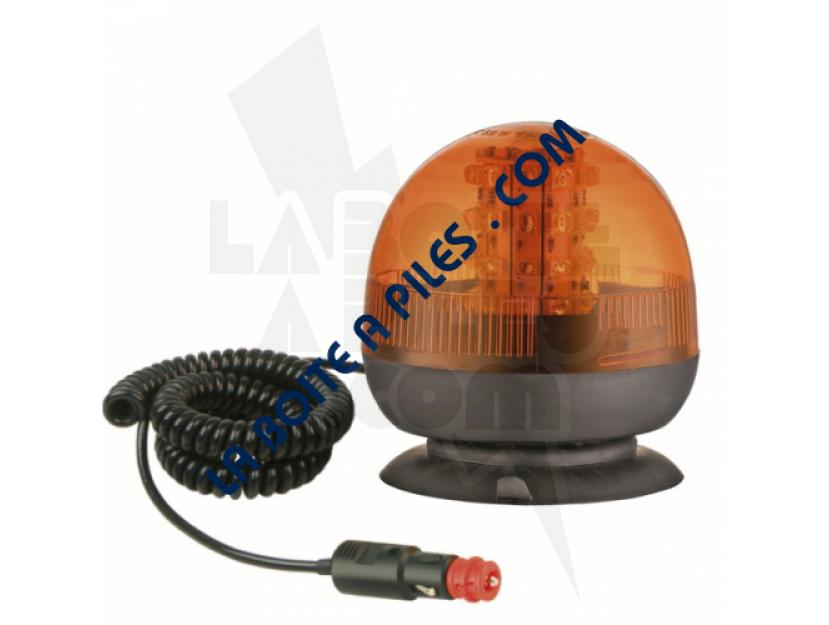 GYROPHARE LED ORANGE 12/24V img.jpg