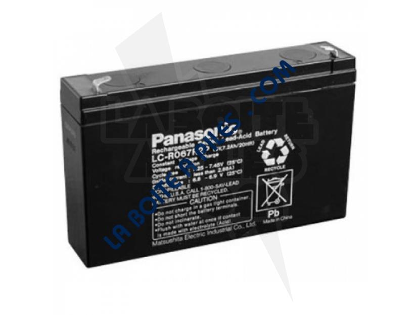 BATTERIE PLOMB PANASONIC 6V 7.2AH  img.jpg