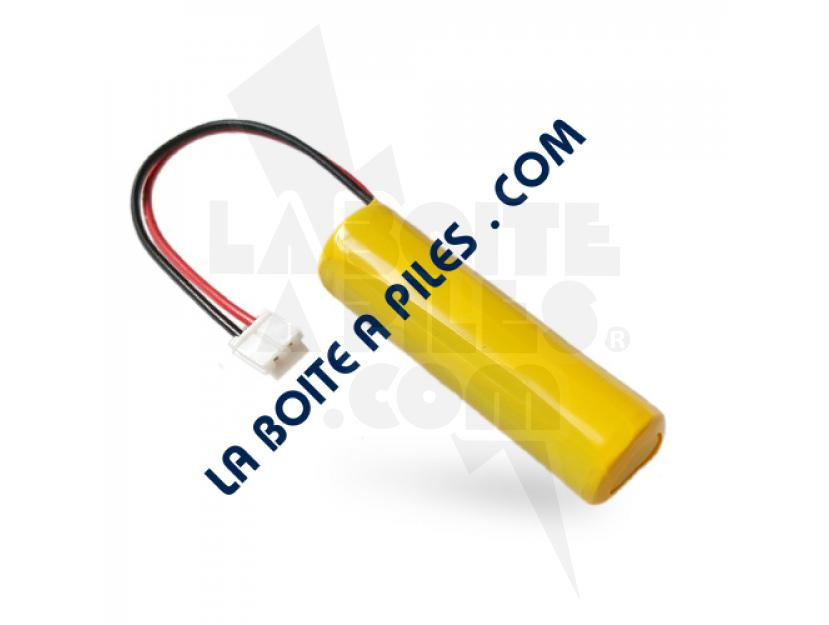 BATTERIE LI-ION 3.6V POUR ALARME ET INTERPHONE DAITEM LOGISTY G473-30X / MINMAX 908-21X img.jpg