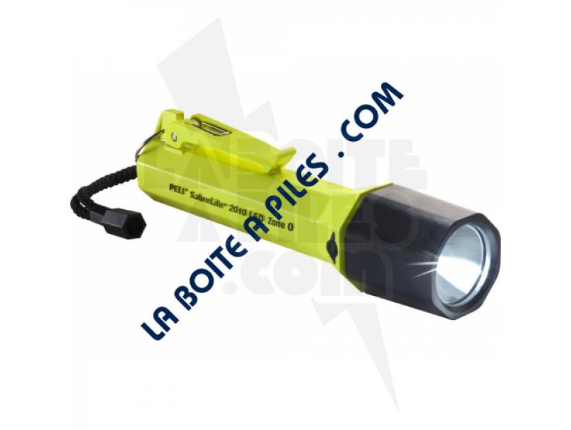 LAMPE PELI SUPER SABRELITE LED JAUNE 2010 ATEX ZONE 0 img.jpg
