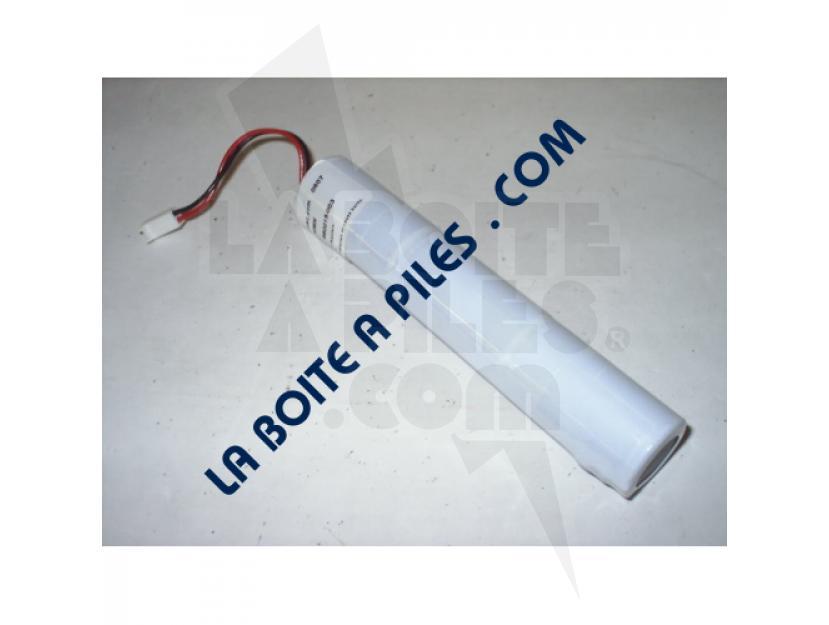 BATTERIE NIMH 3.6V POUR DETECTEUR DE FUITE INFICON D-TEK / 712-700-G1 / EAC 460015-003 img.jpg