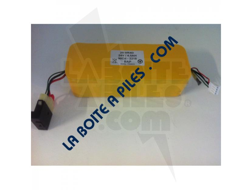 BATTERIE RECONDITIONNEE 24V - 4.5AH NI-CD POUR VELO ELECTRIQUE img.jpg