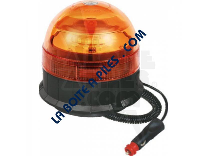 GYROPHARE LED 12/24V R65 MAGNETIQUE img.jpg