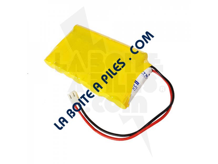 BATTERIE NIMH 12V DE SECOURS POUR MOTORISATION DE PORTAIL ELECTRIQUE MOOVO NICE img.jpg