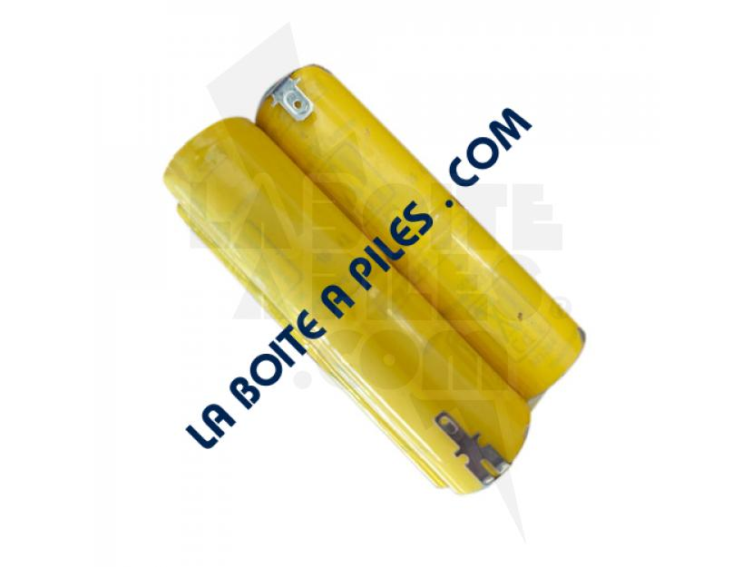 BATTERIE NICD 7.2V POUR CISAILLE TAILLE HAIE WOLF BS 80 - ACCU 100 - 7086 916 / SANYO 6KR-1700SC/V - 7086058 img.jpg