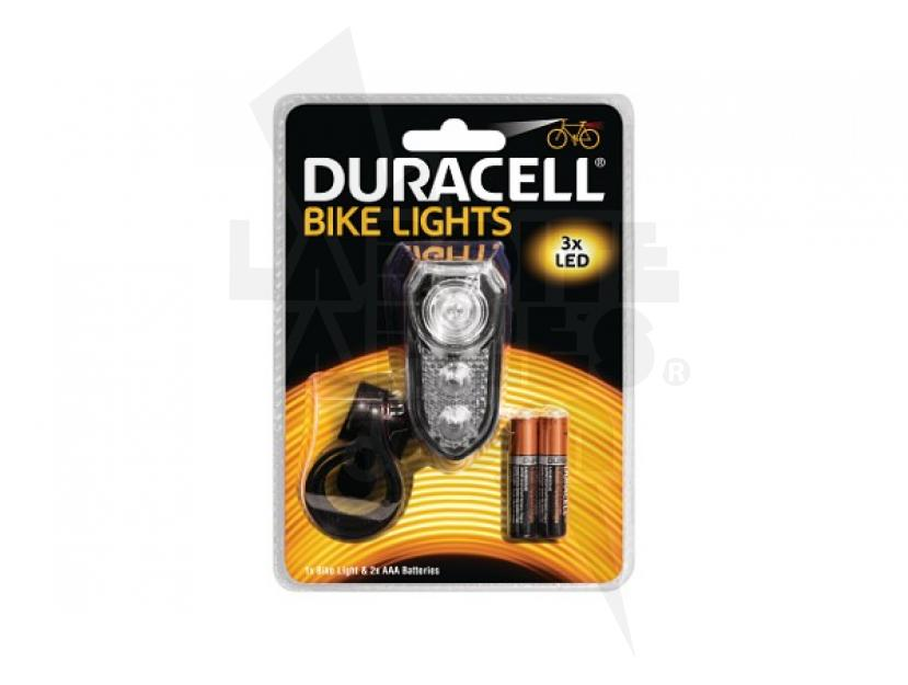 DURACELL BIKE LIGHT F02 LAMPE DE VELO AVANT 3 LED AVEC PILES INCLUSES img.jpg