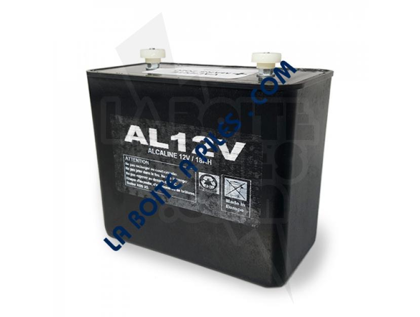 PILE ALCALINE 12V / 18AH POUR ALARME - ÉCLAIRAGE COMPATIBLE 8LR25 PC926 img.jpg