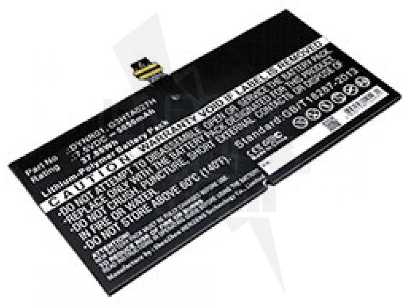 BATTERIE COMPATIBLE LI-POL 7.5V - 5000MAH POUR MICROSOFT SURFACE PRO 4 img.jpg