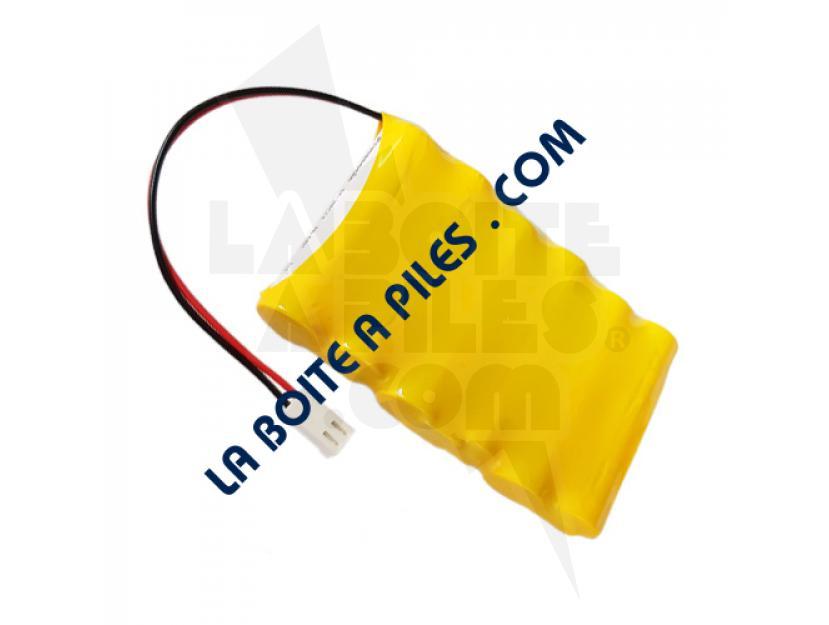 BATTERIE NIMH 7.2V POUR ELECTROSTIMULATEUR CEFAR REHAB 4 PRO / MYO 4 / ACTIV 4 img.jpg